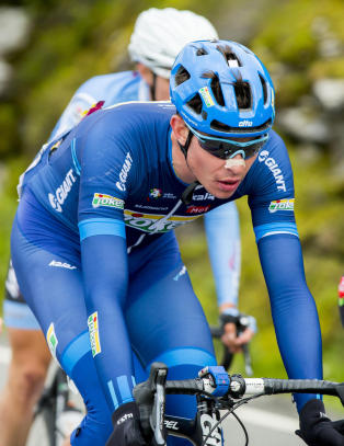 Stake Laengen vil gj�re unna Grand Tour-debuten