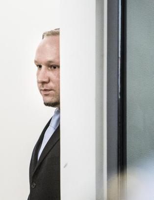 Slik har Breivik det i fengsel