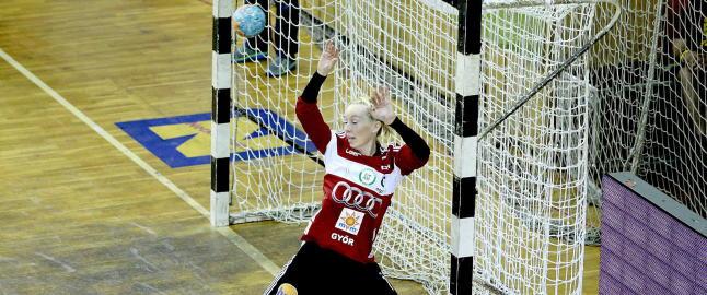 Katrine Lunde vraket til h�ndball-VM: - Det er n�del�st