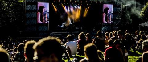 Pauseknappen skal berge norske festivaler
