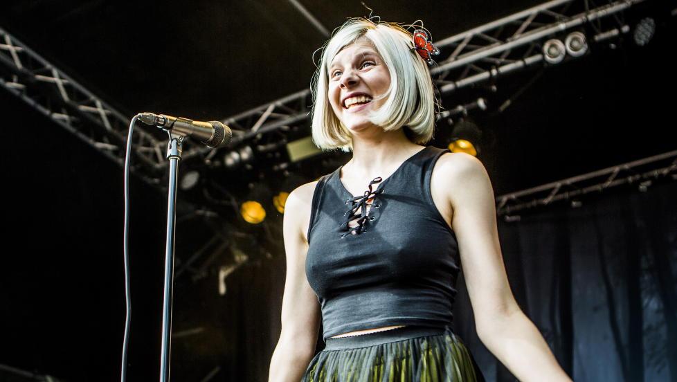 Aurora Asknes. La mas linda