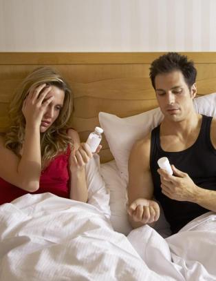 - Partneren min er alvorlig syk. Jeg st�tter s� godt jeg kan, men f�r ikke mine behov dekket. Hva gj�r jeg?