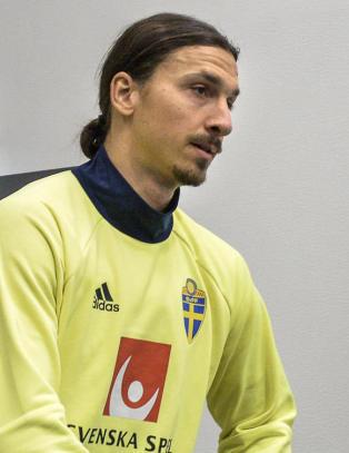 �kt sikkerhet i Sverige f�r EM-playoff