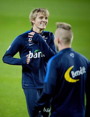 �degaard starter for Norge:- Jeg ville ikke hatt ham fra start