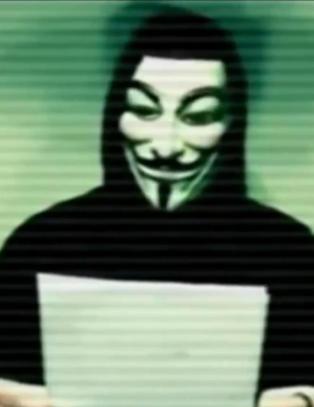Anonymous erkl�rer krig mot IS etter Paris-terroren