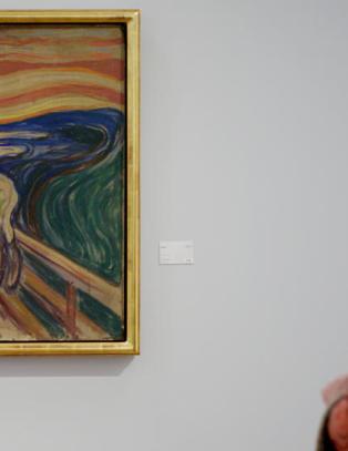 Et �Skrik� fra kunstverden: - Umulig � selge Munch-bilder