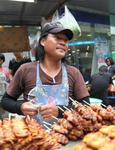 I Bangkok er ikke gatemat en trend, det er en stolt tradisjon