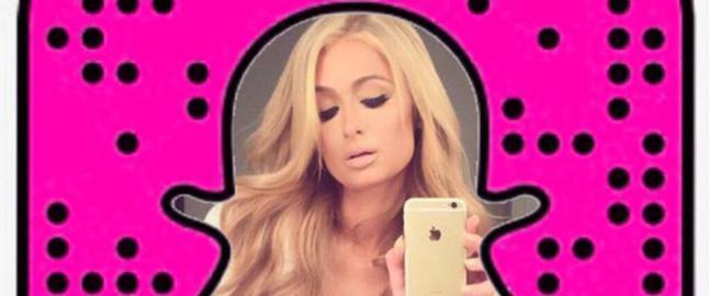 Hver tredje 13-�ring f�r nakenbilder p� Snapchat