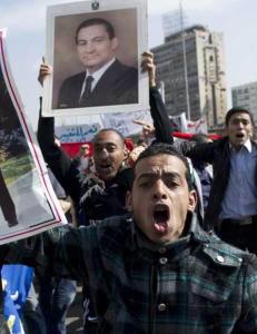 Fem �r etter det arabiske oppr�ret: Krig og kaos
