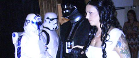 Valgte Star Wars foran sin far: - Redd for at han skulle bli snurt