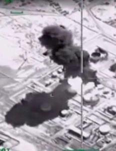 Her bombes inntektskildene til IS