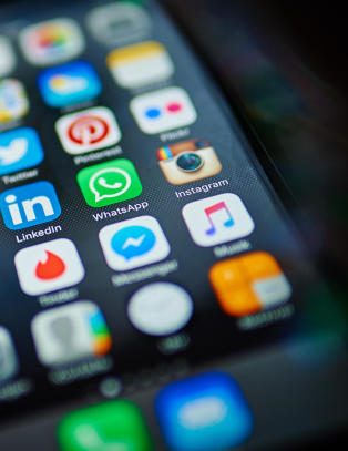 500 000 Instagram-passord kan v�re stj�let