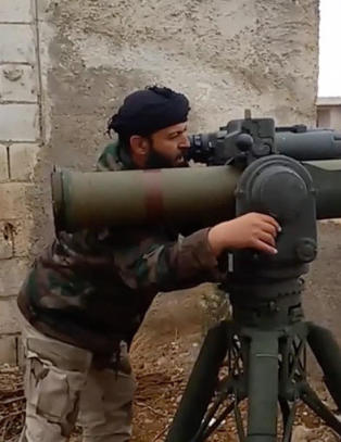 Denne videoen viser det absurde i Syria-krigen