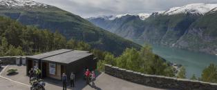 Verdens fineste offentlige toalett ligger i Norge