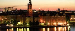 N� kan du komme deg til Stockholm p� fire og en halv time uten � fly