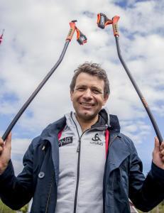 Trapper ned p� bruken av stavene som skulle �revolusjonere� skisporten