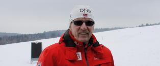 Skiskytterpresident Tore B�ygard g�r av