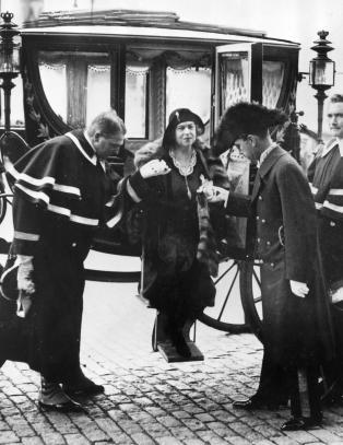 Revolusjonens ambassad�r dyrket det norske landskapet