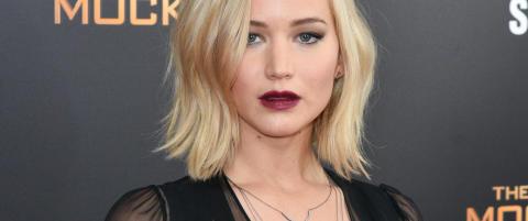Jennifer Lawrence drakk seg full og ringte mamma p� settet til norsk regiss�r