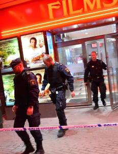 S�derhallarne i Stockholm sentrum evakueres