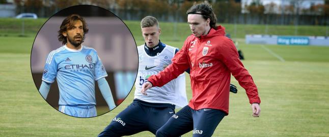 Ole Seln�s er Rosenborgs nav og spilleren som har tatt st�rst steg i 2015. Synd vi ikke kan la det bli med det