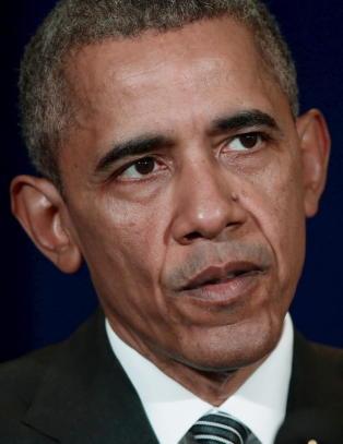 Obama i tale: - Vi skal utslette IS p� slagmarken