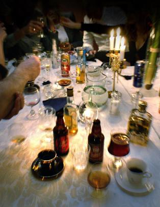 Julebordet skal v�re en  fest for alle