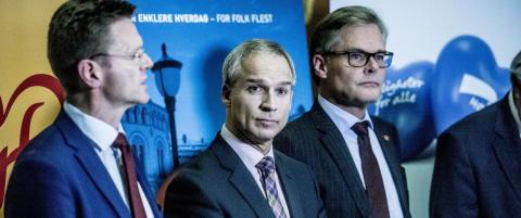 Roser Krf og Venstre for bistandsseier - tross kutt
