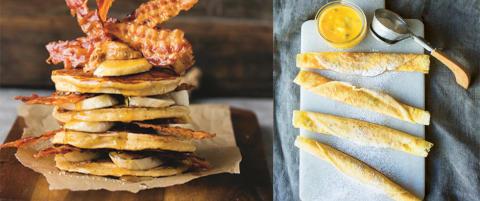 Disse oppskriftene gir deg de beste pannekakene