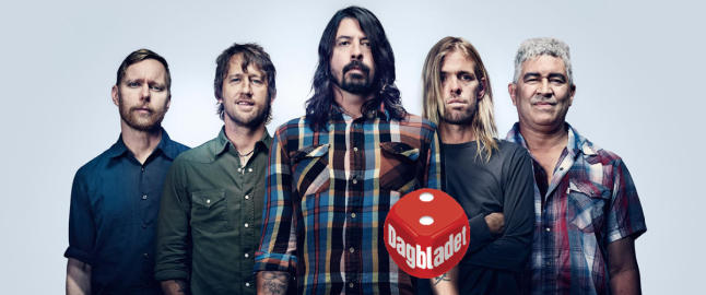Myk f�rjulspakke fra Foo Fighters