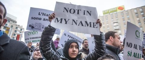 Islam f�rer til terrorisme