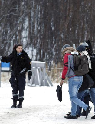 N� har Anundsen instruert UDI og UNE om � be asyls�kere snu p� Storskog