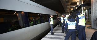 Gir Sverige �ren for f�rre asylankomster
