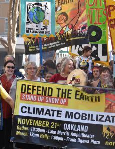 - Skoleelever i California villedes om klimaendringer