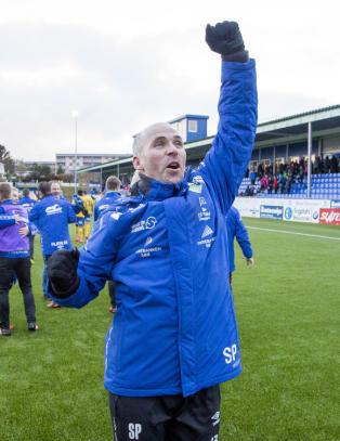 Han ble f�rste nordmann til � vinne Champions League, men i kveld kan Pedersen overg� bragden