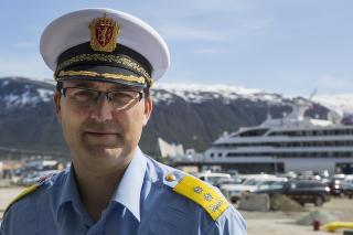 TROMS:  Politimester Ole B. S�verud Foto: Jan-Morten Bj�rnbakk / NTB scanpix