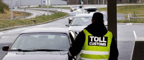 Norge innf�rer grensekontroll p� alle ferger fra Sverige, Danmark og Tyskland