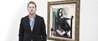 - Det fins fortsatt stjålet «nazi»-kunst i Norge