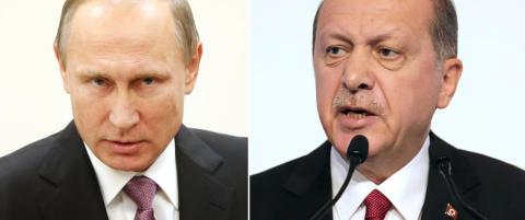 - Det kan godt v�re at Russland velger � gi hele Nato skylda for � ha skutt det russiske flyet