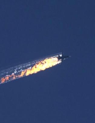 Det tyrkiske millit�ret: - Visste ikke at flyet var russisk