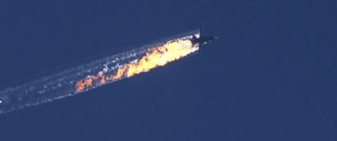 Russland: - Tyrkia pr�vde ikke � kontakte flyet f�r det ble skutt ned