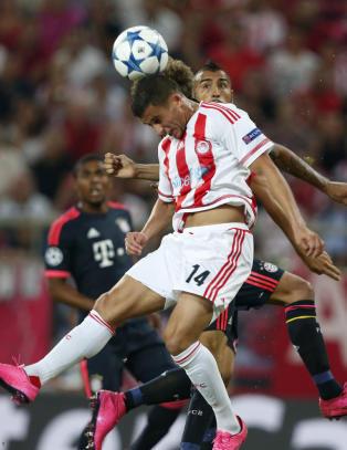 Omars melding svir etter marerittkveld mot Bayern. N� kan alt ryke
