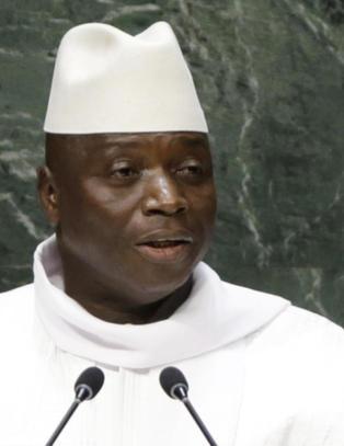 Gambia forbyr omskj�ring av kvinner