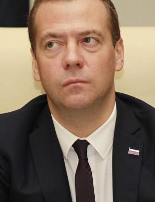 Medvedev: - Tyrkia beskytter IS-terrorister