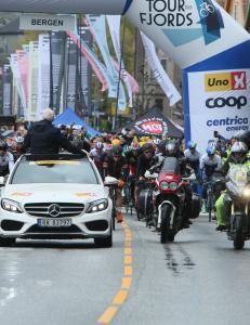 Tour des Fjords lover �VM-etappe� i Bergen