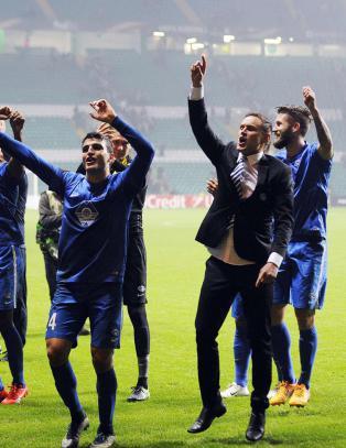 Millionh�sten: Norske klubber kan juble mest i Europa