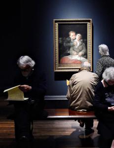 Gleden over den geniale Goya