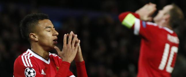 Ligger an til thriller. Manchester United lever farlig i gruppe B
