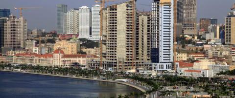 I hvilket land er Luanda hovedstad?
