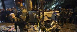 Mistenkt for Beirut-angrep drept i aksjon i Syria